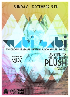 WABI SABI @ PLUSH