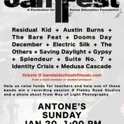 6th Annual Jam Fest, A Fundraier For the Eanes Education Foundation
