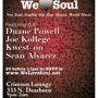 Crimson Lounge & Welovesoul.net Present WE ♥ SOUL!