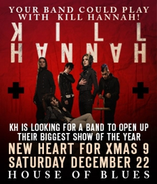 Kill Hannah - New Heart For Christmas 9
