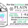 Holiday Party at Plain Ivey Jane