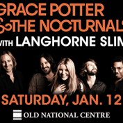 Grace Potter & the Nocturnals w/ Langhorne Slim (Egyptian Room)