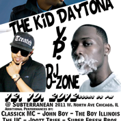  The Kid Daytona, Yp, Dj Ozone, Classick Mc, The Uc, John Boy
