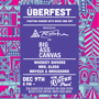 Uberfest - Whiskey Shivers, Mrs. Glass, Mayeux & Broussard