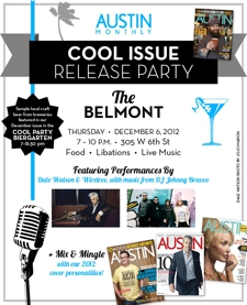 Cool Issue Release Party