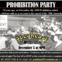Speakeasy's Prohibition Party