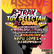 Red Bull Thre3style Massive A-Trak, Toy Selectah, RL Grime, Four Color Zack, Nedu Lopes, and DJ Drummer