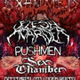Exhumed, Flesh Hoarder, Pushmen, Sex Chamber