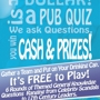 Who Wants a Dollar? Pub Quiz - WIN CASH & PRIZES!