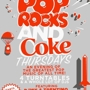 Pop Rocks And Coke Thursday's