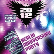 Berlin Nightclub's 29th Anniversary! of Montreal afterparty w/DJ List Christee & Berlin resident DJs