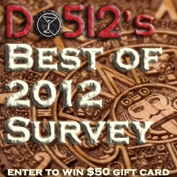  Do512's Best of 2012 Survey