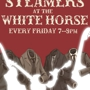 Bluegrass Happy Hour with The Austin Steamers, Wildcat Playboys, Crooks