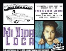 Free & Queer Cinema Presents: Mi Vida Loca