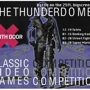 Game on!  Third Wednesdays of the month ... Thunderdome:  Classic video game battles on the big screen