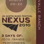 Nexus 2010: 3 Day Outdoor Music Festival