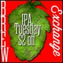 IPA Tuesday: All IPA's at Their Market Crash Price!