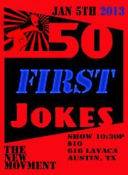 50 First Jokes
