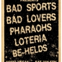 Free Week Burger City Free Week Boogie w/ Bad Sports, Bad Lovers, Pharaohs, Loteria