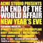 An End of the World Affair Pictureplane, Body Language, Nutritious, Dynasty Electric & more