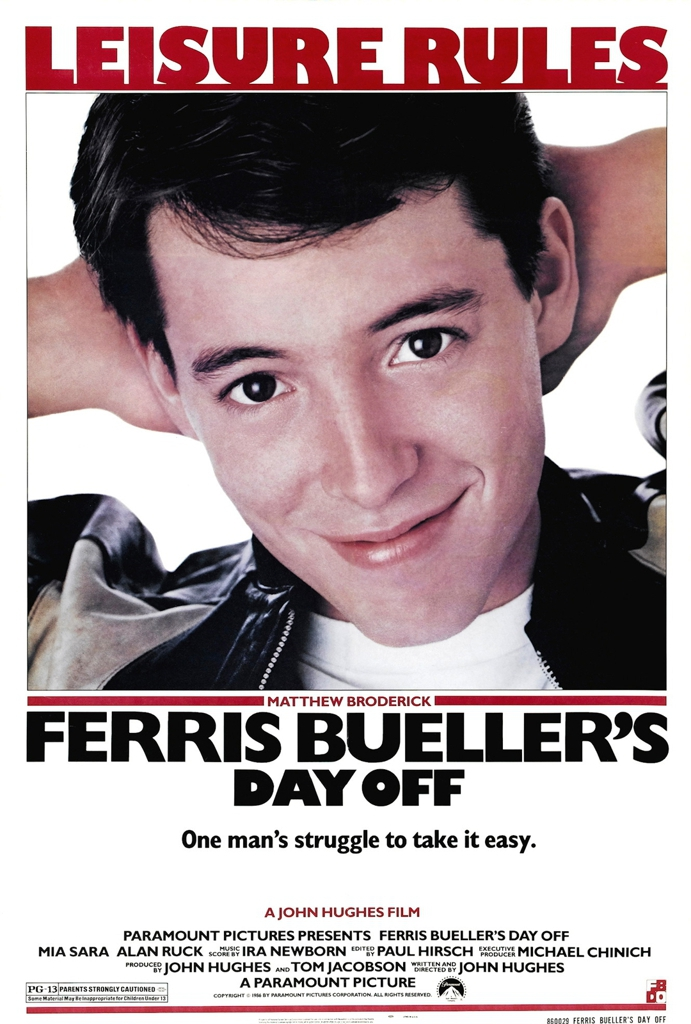Ferris Bueller's Day Off Quote-Along