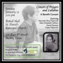 Prayers & Lullabies - A Benefit Concert