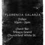 Florencia Galarza Fridays In The Grand Bar