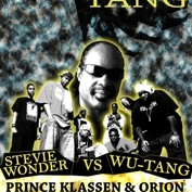  RSVPs CLOSED - $5 at the door - Knuckle Rumbler Presents Wonder Tang: Stevie Wonder vs. Wu-Tang with Prince Klassen and Orion