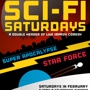 Sci-Fi Saturdays: LIVE COMEDY, BYOB, IMPROV