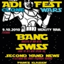Adi Fest 3: Clone Wars  -RSVPs CLOSED - $7 at the DOOR