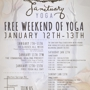 FREE Weekend of Yoga - Studio Launch Party