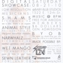 AMODA Digital Showcase - Low Resolution 003 (Shams, Animal Style, Narwalz of Sound, Wet Mango, Oven Drake, Sewn Leather)