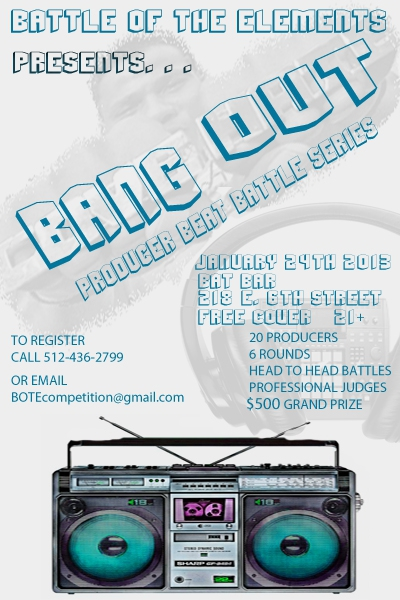 BANG OUT BEAT BATTLE