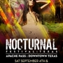  Insomniac presents NOCTURNAL FESTIVAL : TEXAS