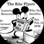 The Rite Flyers, Austerity Measures, Why Not Satellite