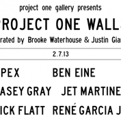 Project One Walls