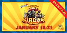 Ben Hur Shrine Circus - 2 Shows