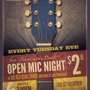 KC Turner Presents Open Mic Night