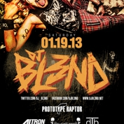 512MYPARTY and A.M. Entertainment Present DJ BL3ND