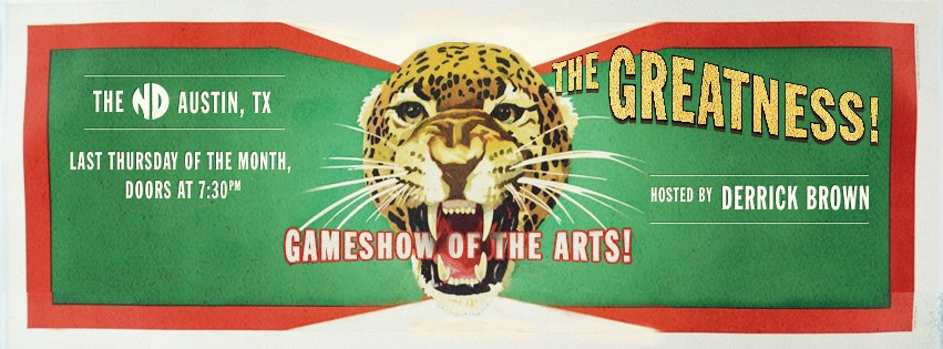 The Greatness: Game Show of the Arts