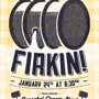 Firkin Night at Gibson Come Tap That!!