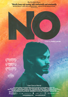 UT STUDENTS: Advanced Screening of NO (director Pablo Larraín)