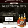Buffalo Trace Distillery Presents Bourbon, Bites & Blues!