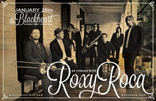 Soul Night at The Blackheart with ROXY ROCA