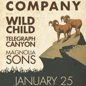  Quiet Company with Wild Child, Telegraph Canyon, Magnolia Sons