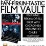 Flix Fan-Firkin-Tastic Film Vault | Heat