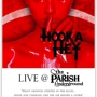 Hooka Hey RESIDENCY at The Parish Underground EVERY WEDNESDAY Jan. 23-Feb. 20