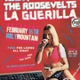 Ladies Night with 10YR, Orthy, La Guerilla, and The Roosevelts. Hosted Bar from 830-930