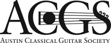 Austin Classical Guitar Presents Guitars Under the Stars