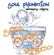 Soul Phunktion presents King Most, Kimmy Le Funk, DJ M3, Primo